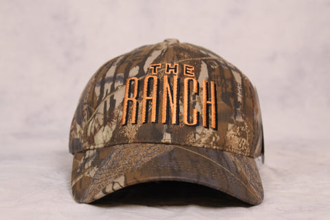 Camo Hat - The Ranch
