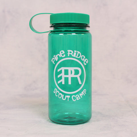 "Water Bottle ""Pine Ridge Green Water Bottle"""