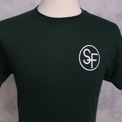 T-Shirt 2017 Green - S bar F