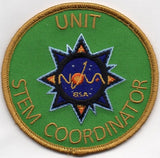 Emblem STEM Coordinator Patch