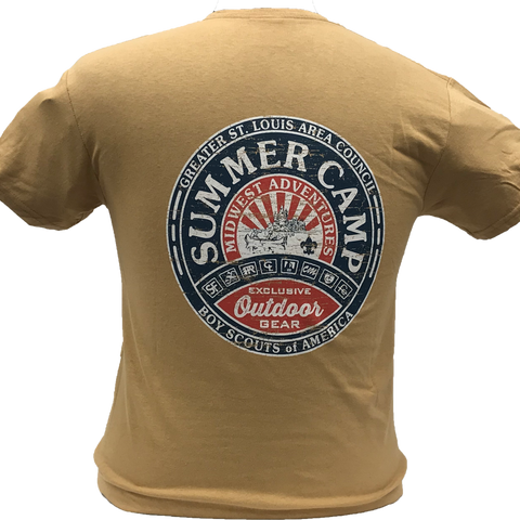 T-shirt Exclusive Outdoor Gear Summer Camp