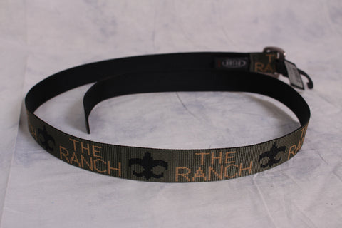 Belt - The Ranch Webbed