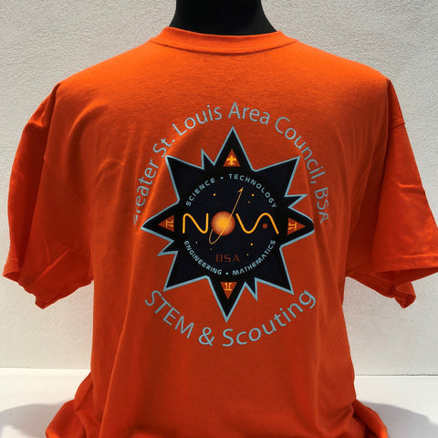 STEM T-Shirt - Orange