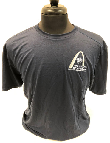 T-Shirt Tech Performance - GSLAC Arch Logo