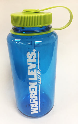 32oz Nalgene - Warren Levis