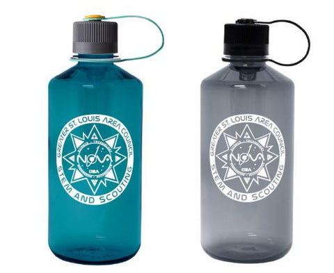 Water Bottle 32 oz. Nalgene - STEM