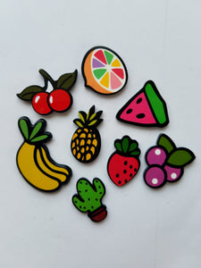 Fruit Lapel Pins