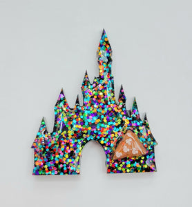 Disney Castle Resin