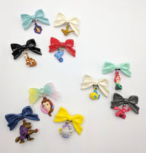 Vintage Charm Disney Bow Brooches