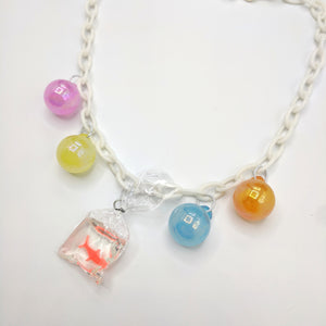 Carnival Prize bauble necklaces
