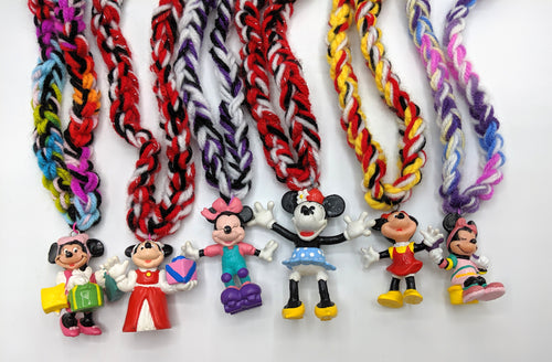 Minnie Mouse Necklaces