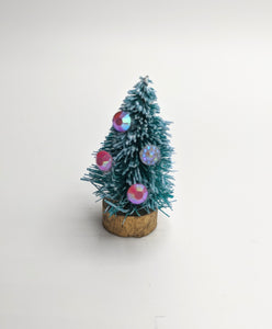 Teeny Christmas Tree Brooches