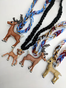 All of the Other Reindeer Necklaces