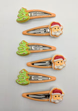 Christmas Cookie Snap Clips