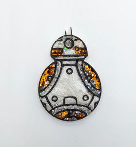 BB8 Resin Pieces
