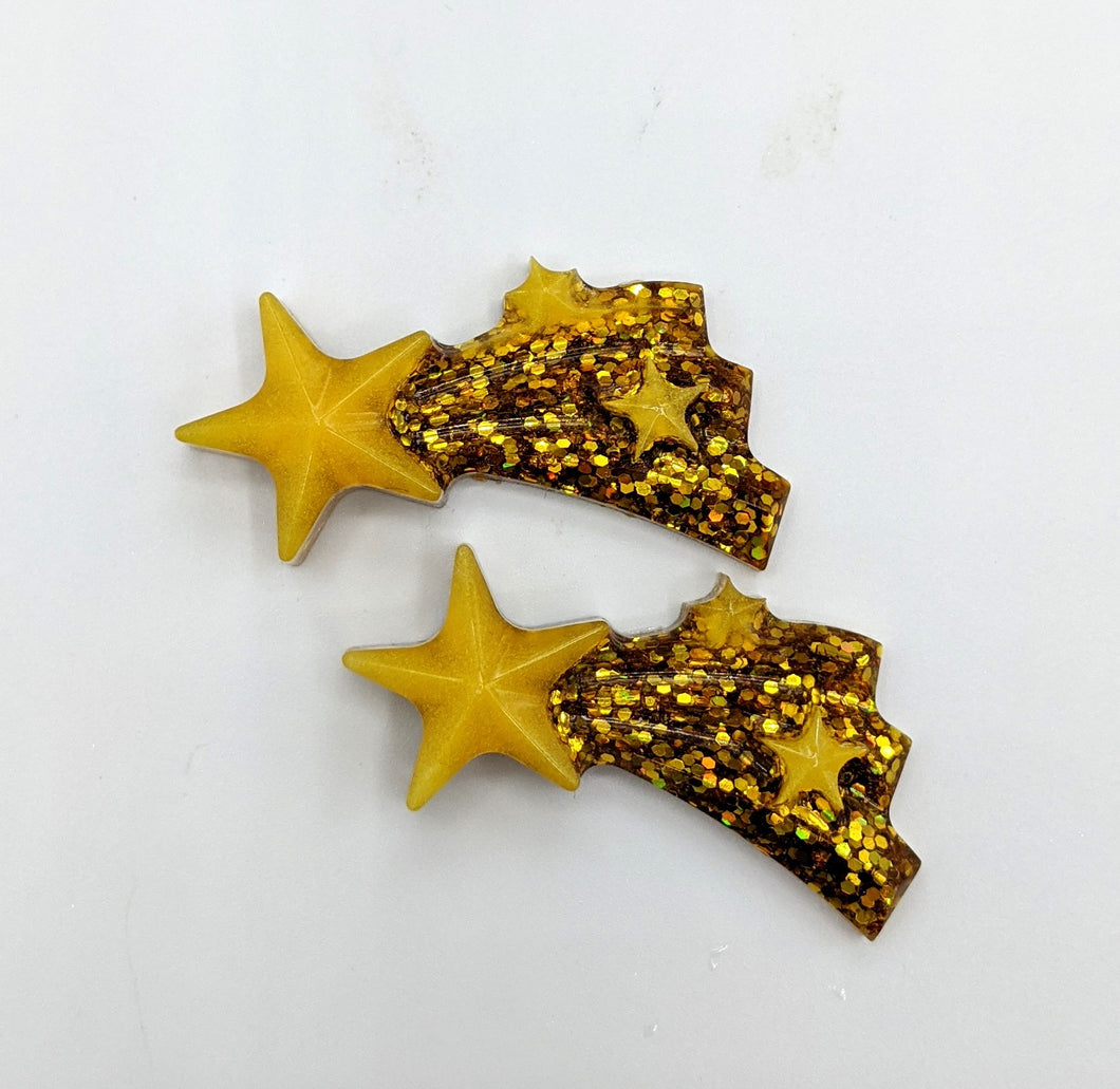 Fireworks / Shooting Star Resin