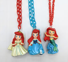 Princess Ariel Necklaces