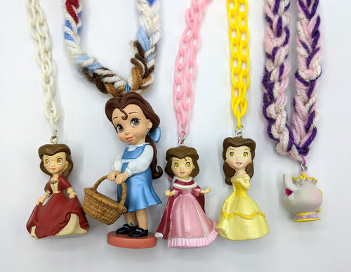Princess Belle Necklaces