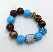 Colorful Owl Bracelets