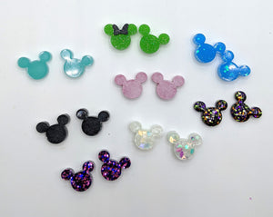 Mickey/Minnie Earrings