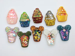 Disney Parks Snack Shakers