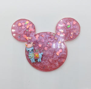 OOAK Mickey Mouse Shaped Resin