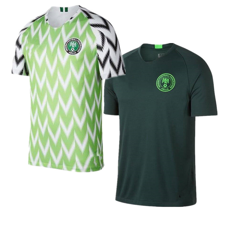 Nigeria National Jerseys