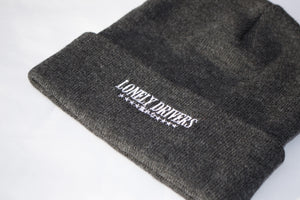LONELY DRIVERS AE86 KNIT HAT