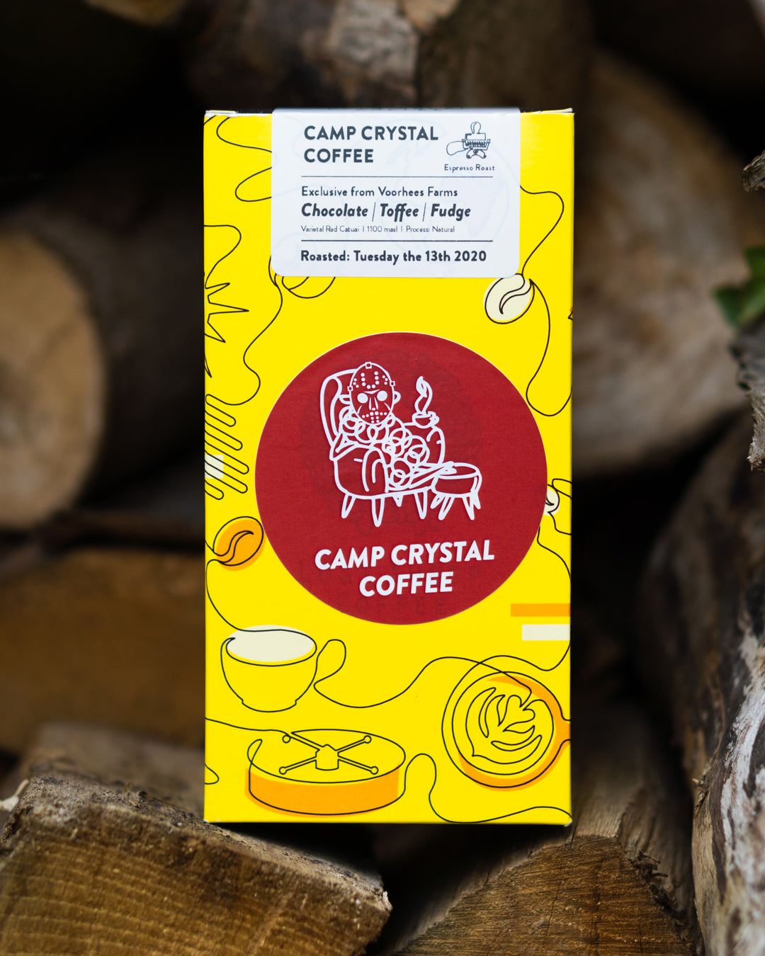 Camp Crystal Coffee | Limited Edition