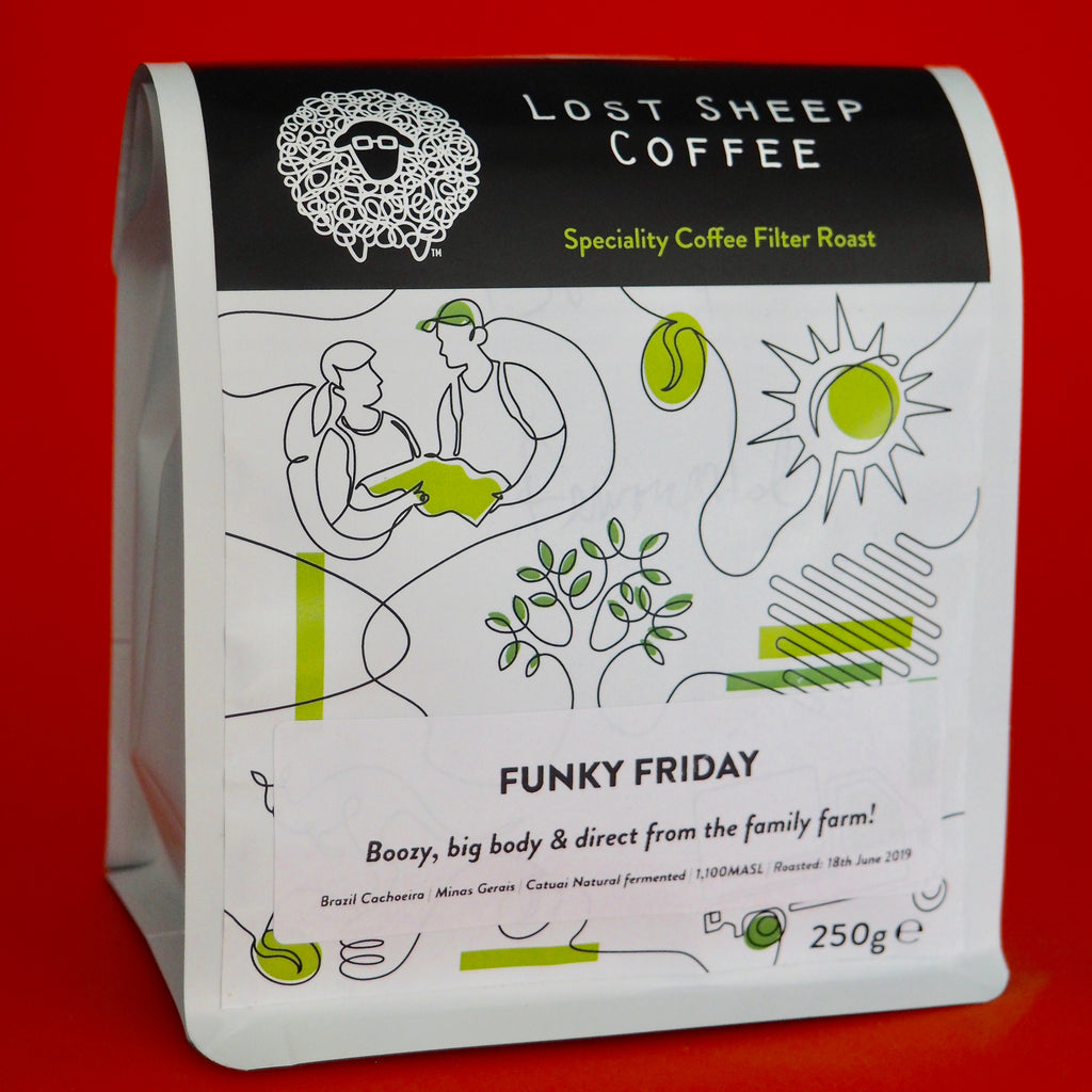 Funky Friday ~ Single Origin Filter