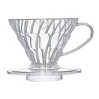 Hario V60 ~ Clear Plastic ~ 02