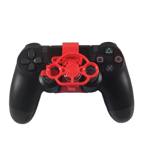 Mini Steering Wheel - PS4 Controller