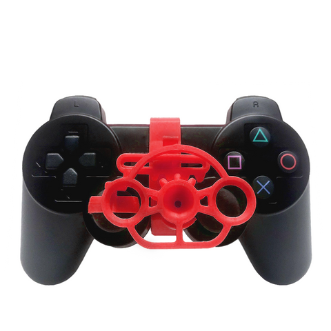 Mini Steering Wheel - PS3 Controller
