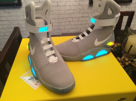 Nike Air Mag – Fame Shoppers Center