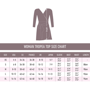 TROPEA Swim Midi Wrap Dress