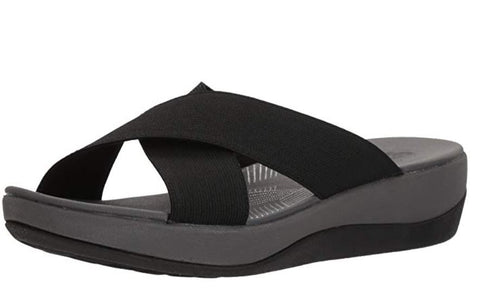 CLARKS-BEST-ARCH-SUPPORT-SANDAL-for-plantar-fasciitis
