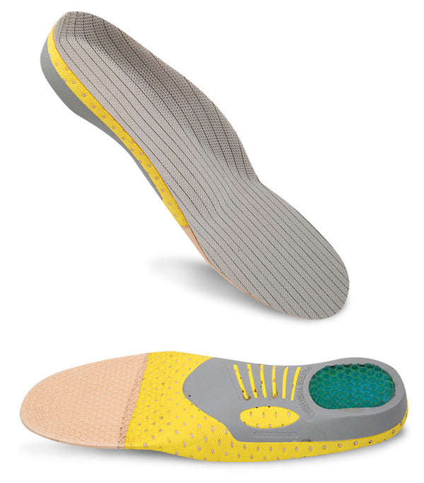 HoneyComb Gel Shoe Insoles to Treat Plantar Fasciitis by Recuvita