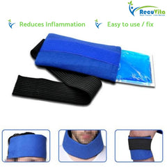 Freeze Portable Gel to treat inflammations such as Plantar Fasciitis by RecuVita