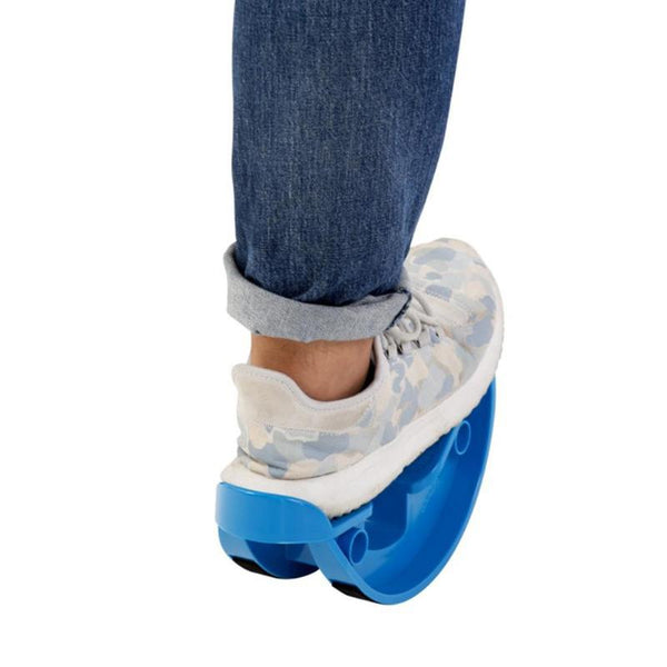 Calf and Fascia Stretcher for Achilles Tendinitis and Plantar fasciitis by Recuvita