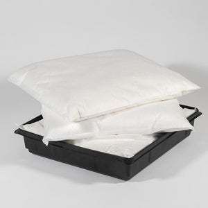 Recycled Sorbent Pillows