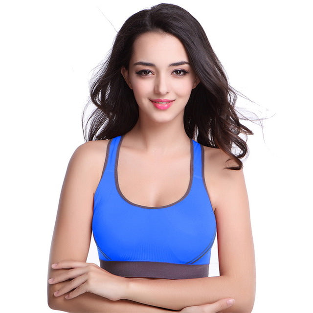 Supportive Sports Bra- Women