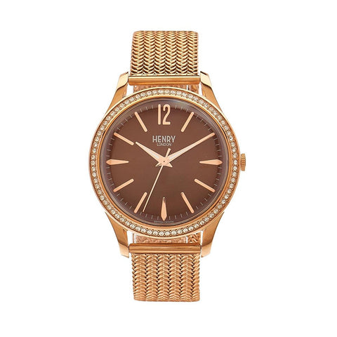 Henry London HL39-SM-0124 womens quartz watch