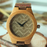 BOBO BIRD Wood Wristwatches