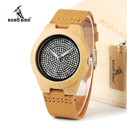 BOBO BIRD A11 Unisex Watches