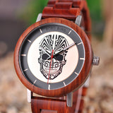 BOBO BIRD Timepieces Men's Wooden Watches