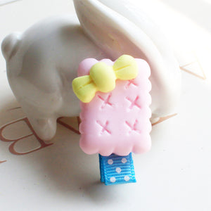 Girls Cute Cracker Hair Clip