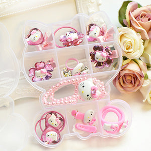 Girls KT Accessories 15-pcs Sets (PC-02)