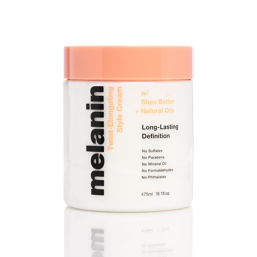 Twist-Elongating Style Cream - melaninhaircare