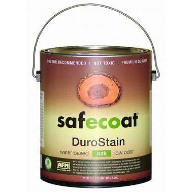 Formaldehyde - free Water - Based DuroStain - 1 Gallon - oak