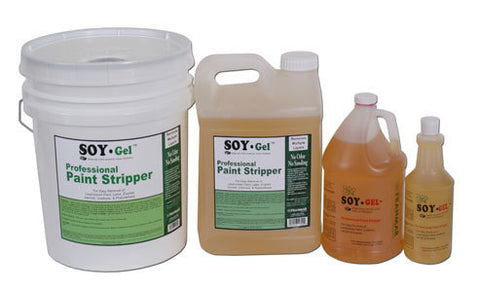 Franmar Strippers<br/>Paint Stripper Soy Gel